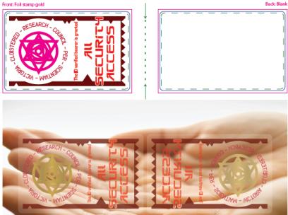CRC ID card